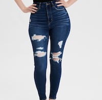 American Eagle Curvy Super High Rise Jeans Vancouver, V5Y 1Z5