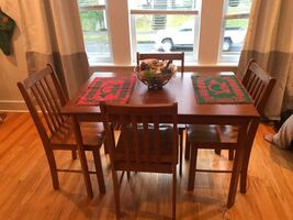5-piece table