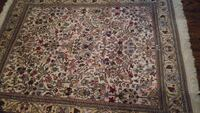 brown, white, and black floral area rug Barrie, L4M 4Y8