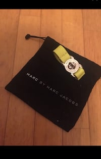 Braccialetto rotondo marc by marc jacobs color argento