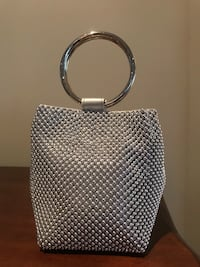 Silver Bag and Dress $300 together Toronto, M5S 3A5