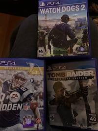 PS4 games Myerstown, 17067