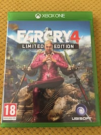 Farcry 4 limited edition (xbox one) Atakent Mh, 34307