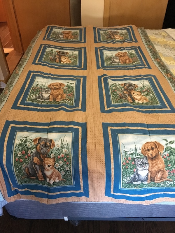 blue and brown floral area rugs