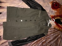 black button-up jacket Markham, L6C 1R6