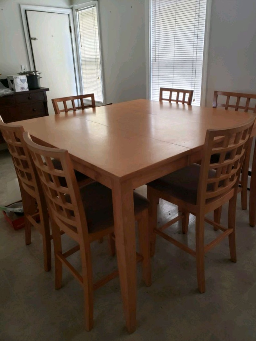 Jordans Hideaway Leaf Oak Kitchen Table