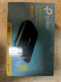 TP-link 5 port 1gb network switch Glen Burnie, 21060
