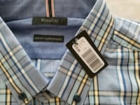 Brand New Men's RW&CO. Slim Fit Shirt. Size Large  Toronto, M9N 0A4