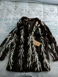 Hand made mink jacket Small size Surrey