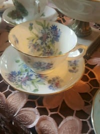 Hammersley&Co. Teacup and Saucer Calgary, T2Y 2W5