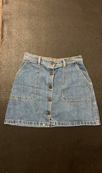 Zara denim skirt  Toronto, M4B 3P4