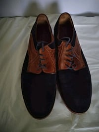 Johnston & Murphy Blue Tan Shoe Size 10.5 Baltimore, 21215
