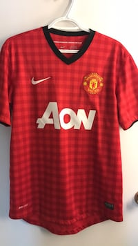 Man United jersey  Winnipeg, R3P 0X1