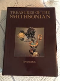 Treasures Of The Smithsonian Book Las Vegas, 89147
