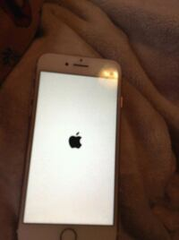 silver iPhone 6 with black case Plainfield, 60585