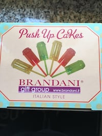 Push up Cakes Cassano Magnago, 21012