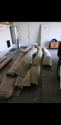 Free carpet and pad in good condition  Riverbank, 95367
