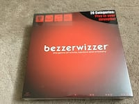 Bezzerwizzer the game of trivia, tactics, and Trickery Game (SEALED)