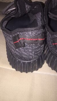 Pair of black adidas yeezy boost 350 Vancouver, V5P 2Y3