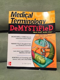 Medical Terminology DeMystified Mississauga, L5B 4N4