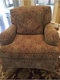 Sherrill chair.  Custom.  Fabulous.  Exc Cond  Custom built in USA. Arlington, 22201