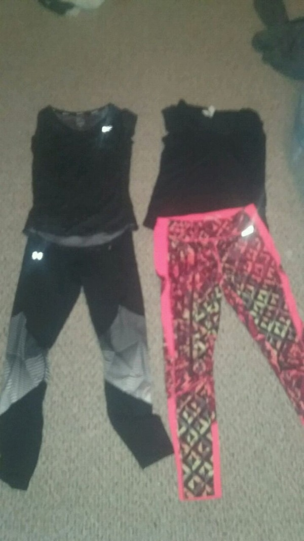 Workout outfits clothes