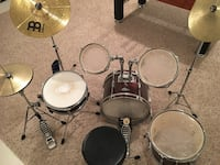 Drum kit -youth beginners