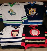 Simpsons and Family Guy Hockey Jerseys Mississauga, L5L 4P6