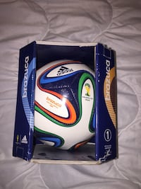 2014 World Cup ball. size 1. Never used Coquitlam, V3K 5G7