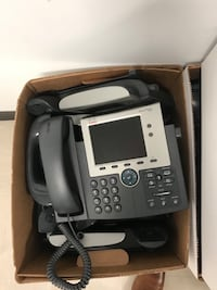 56 Cisco IP phones Washington