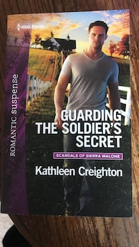 Guarding The Soldier's Secret book