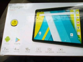 Voyager 3 7in RCA tablet brand new in box never opened