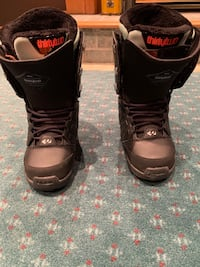 Women's 32 Lashed Snowboard Boots Vaughan, L4H 0W7