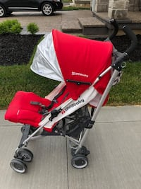 Uppababy G-Luxe stroller Hamilton