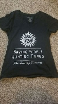 Supernatural shirt Louisville, 37777
