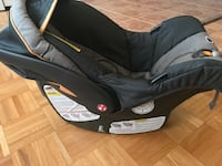 Chicco Baby's black and gray Stroller , Car Seat & Adapter Richmond Hill