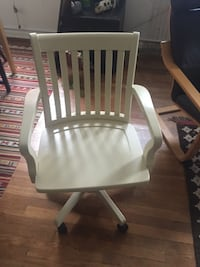 white wooden windsor rocking chair Arlington, 22204