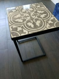 2 end tables also snack tables  Ontario, 91761