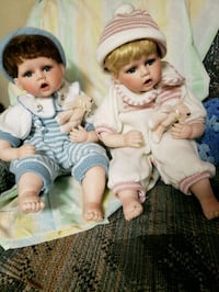 Porcelain PG collectible dolls Hagerstown, 21740