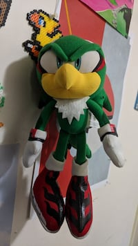 Jet (Sonic the Hedgehog) Plush 3733 km