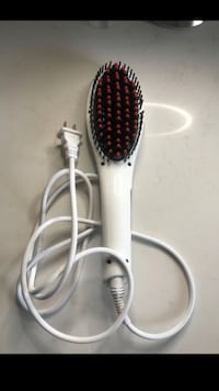 Fast straightener hair