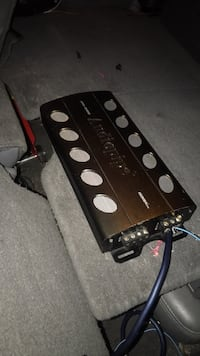 black and gray guitar amplifier North Augusta, 29841