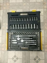 black socket wrench set with case Winnipeg, R3E 1E2