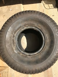 Tires (2) for riding lawnmower Fairfax Station, 22039
