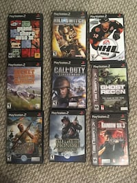 PlayStation 2 Games Hopewell Junction, 12533