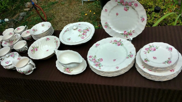 BIG Price Drop!! Old Chelsea China set