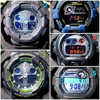 G SHOCK collection for sale!