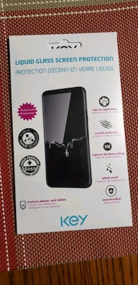 Brand new liquid glass screen protector for ANY PH