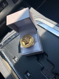 Authentic Men's Versace Ring Capitol Heights, 20743