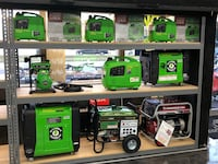 WE HAVE GENERATORS! WE HAVE MULTIPLE SIZES TO CHOOSE FROM! COME AND GET YOURS TODAY FOR CAMPING, STORMS ETC.. Jacksonville, 32210